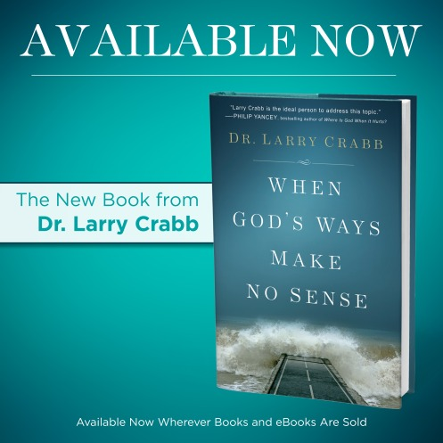 When God's Ways Make No Sense Available Now!